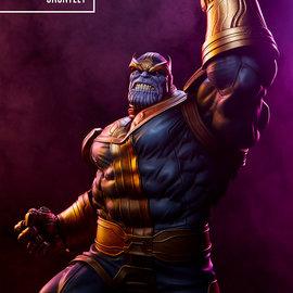 Sideshow Marvel: Modern Thanos 1:5 Scale Statue