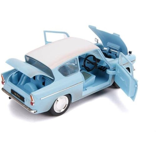 Jada Harry Potter: 1959 Ford Anglia with Harry Potter Figure 1:24