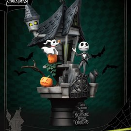 Beast Kingdom Disney: The Nightmare Before Christmas PVC Diorama