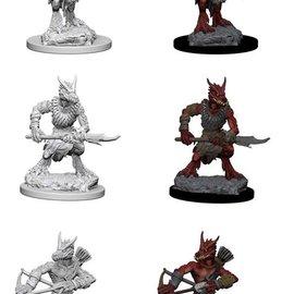wizkids Dungeons and Dragons: Nolzurs Marvelous Miniatures - Kobolds