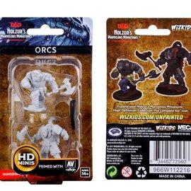 wizkids Dungeons and Dragons: Nolzurs Marvelous Miniatures - Orcs