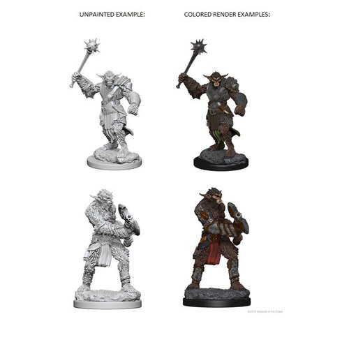 wizkids Dungeons and Dragons: Nolzurs Marvelous Miniatures - Bugbears