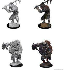 wizkids Dungeons and Dragons: Nolzurs Marvelous Miniatures - Gnolls