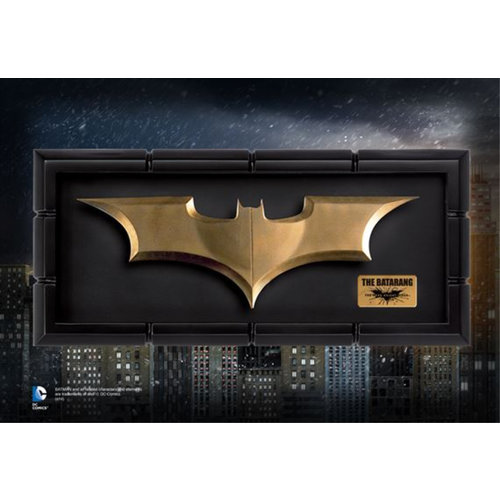 The Noble Collection Batman The Dark Knight Rises Replica 1/1 Batarang