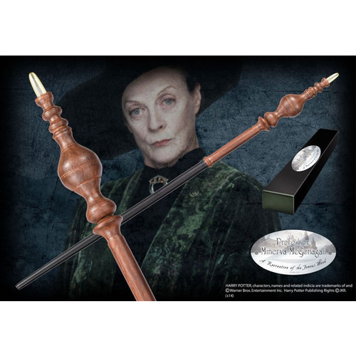 The Noble Collection Harry Potter Wand Professor Minerva McGonagall (Character-Edition)