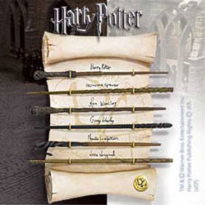 The Noble Collection Harry Potter Wand Collection Dumbledore's Army