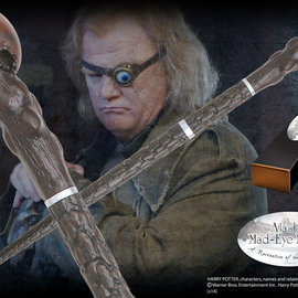 Harry Potter Wand Alastor Mad-Eye Moody (Character-Edition)