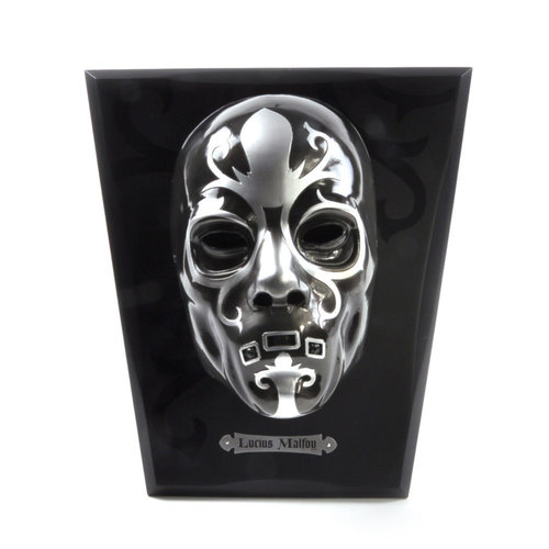The Noble Collection Harry Potter Death Eater Mask Lucius Malfoy