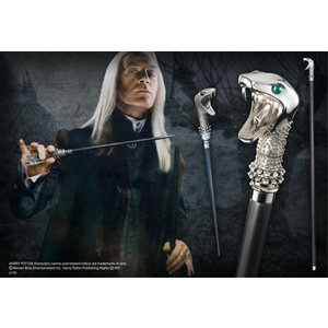 The Noble Collection Harry Potter - Lucius Malfoy's Walking Stick