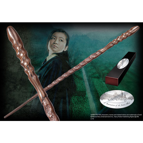 The Noble Collection Harry Potter Wand Cho Chang (Character-Edition)