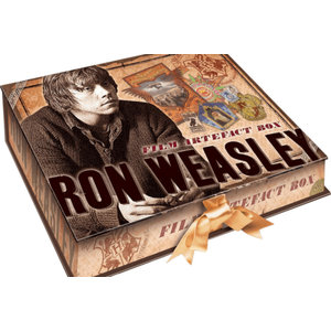 The Noble Collection Harry Potter: Ron's Artifact Box