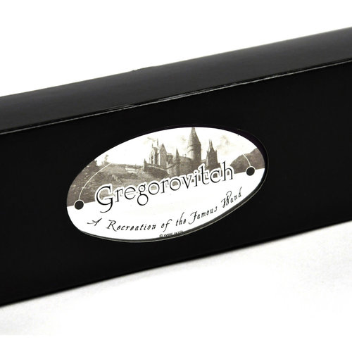 The Noble Collection Harry Potter Wand Gregorovitch (Character-Edition)