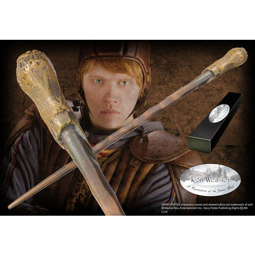 The Noble Collection Harry Potter Ron Weasley' Wand (Character Edition)