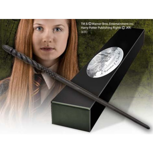 The Noble Collection Harry Potter Ginny Weasley's Wand (Character Edition)
