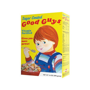 Trick or Treat Studios Child's Play 2: Good Guys Cereal Box Replica