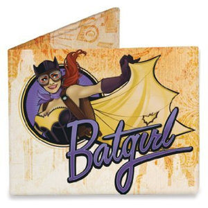 diamond Dynomighty Design DC Bombshells Batgirl Mighty Wallet