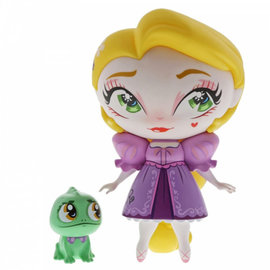 enesco Disney : Miss Mindy Rapunzel Vinyl Figurine