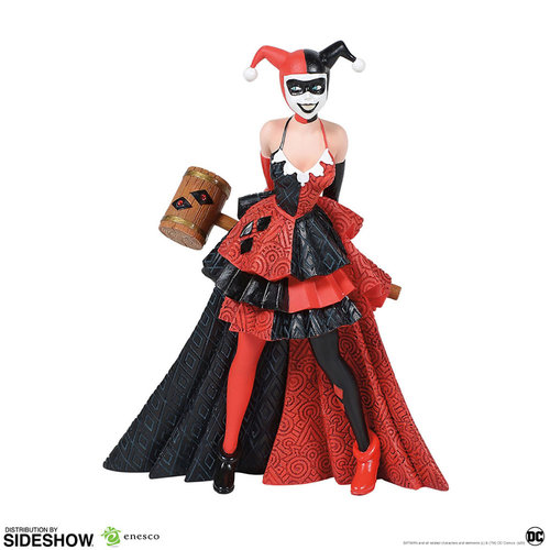 Sideshow Toys DC Comics: Harley Quinn Couture de Force Statue