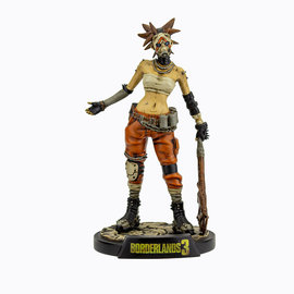 Crowded Coop Borderlands 3: Female Psycho Bandit 7 inch Vinyl Statue