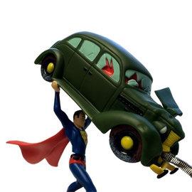 Superman Action Comic #1 Shakems Premium Motion Statue