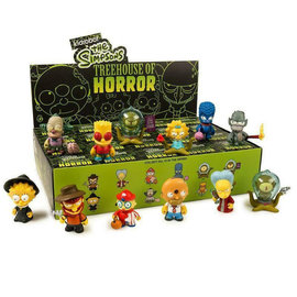Kidrobot The Simpsons: Tree House of Horror Mini Series (price 1piece.)