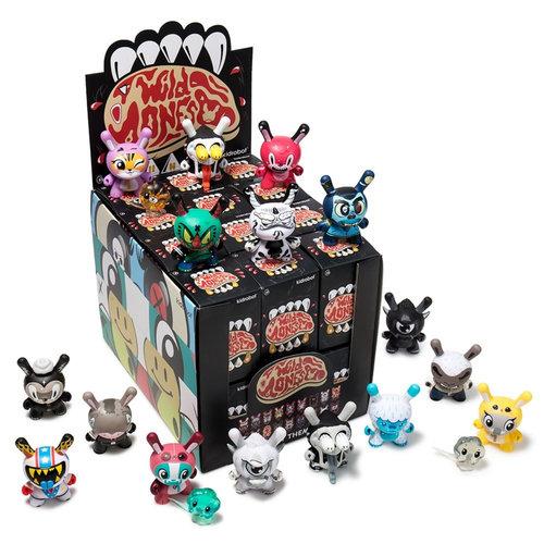 Kidrobot The Wild Ones Dunny Series Blindbox.(price 1 piece )