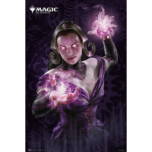 Hole In The Wall Magic the Gathering Liliana Maxi Poster