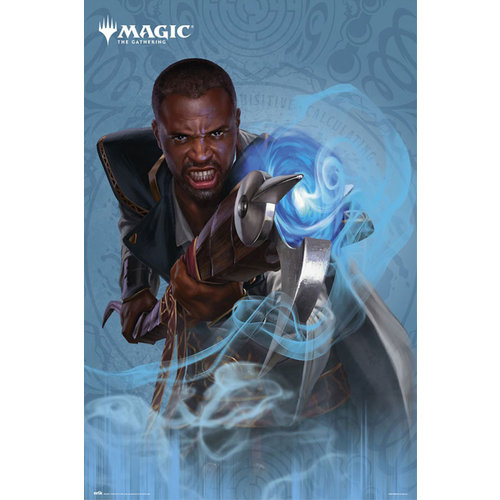 Hole In The Wall Magic the Gathering Teferi Maxi Poster
