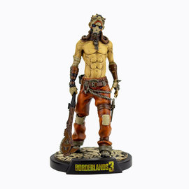 Crowded Coop Borderlands 3: Male Psycho Bandit 7 inch Vinyl Statue