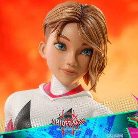 Hot toys Marvel: Spider-Man into the Spider-Verse - Spider-Gwen 1:6 Scale Figure