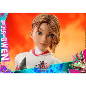 Hot toys Marvel: Spider-Man into the Spider-Verse - Spider-Gwen 1:6 Scale Figure