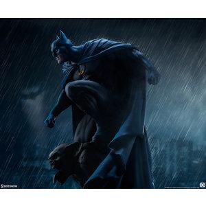 Sideshow Toys DC Comics: Batman Premium 1:4 Scale Statue