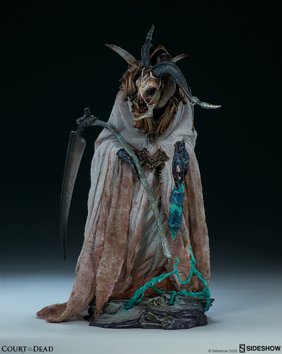 Sideshow Toys Court of the Dead: Shieve the Pathfinder Premium 1:4 Scale Statue