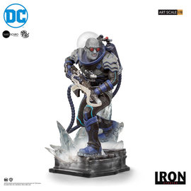 Iron Studio DC Comics: Mr. Freeze 1:10 Scale Statue by Ivan Reis