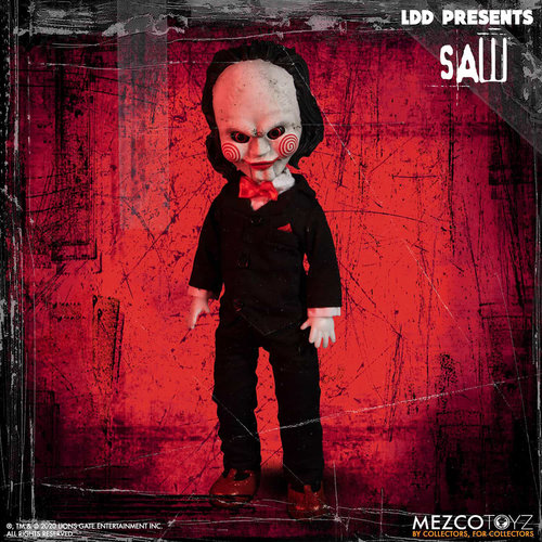 Mezcotoys Living Dead Dolls: Saw - Billy