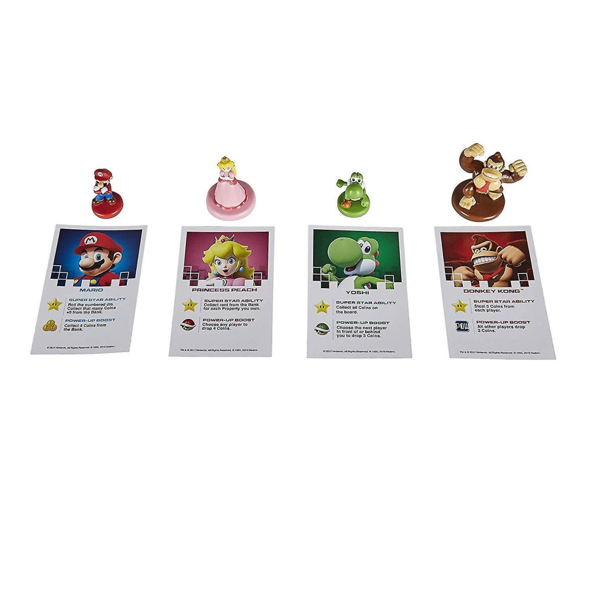HASBRO Gaming Monopoly Gamer: Super Mario