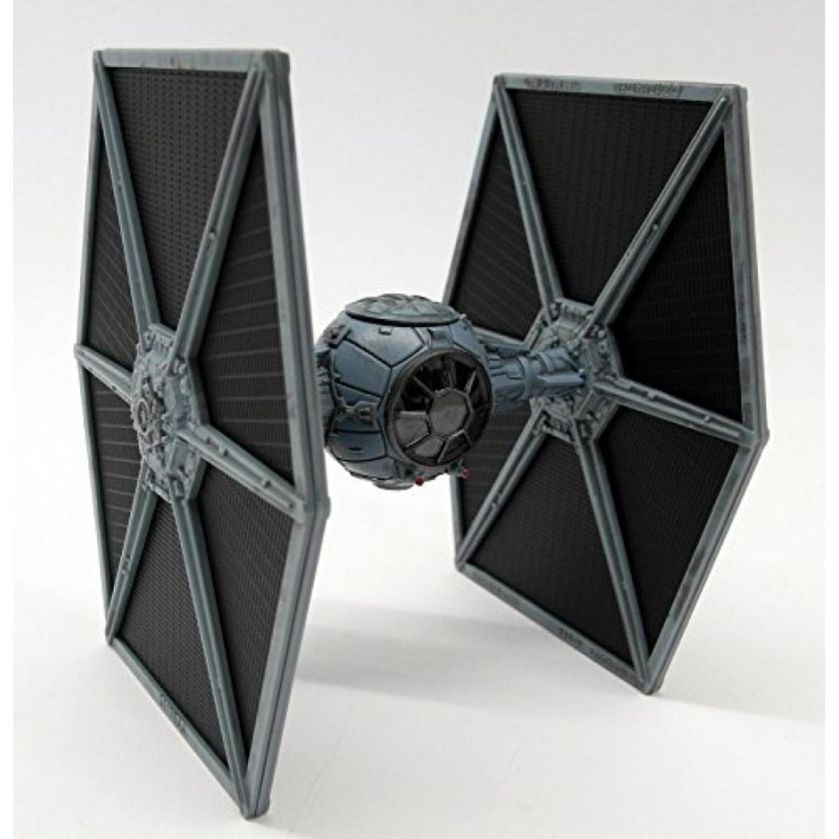 Hotwheels Star Wars Episode V: Tie Fighter Starship 6 inch