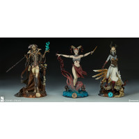Court of the Dead: 3 Figure BUNDLE  (Kier, Xiall, and Gethsemoni)