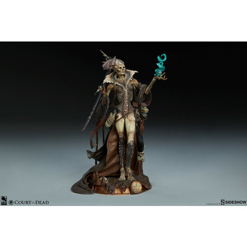 Sideshow Court of the Dead: 3 Figure BUNDLE  (Kier, Xiall, and Gethsemoni)