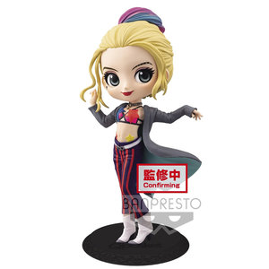Banpresto DC Comics: Birds of Prey Q Posket - Harley Quinn Vol. 2 Version B