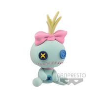 Disney: Character Fluffy Puffy Stitch and Scrump - Scrump