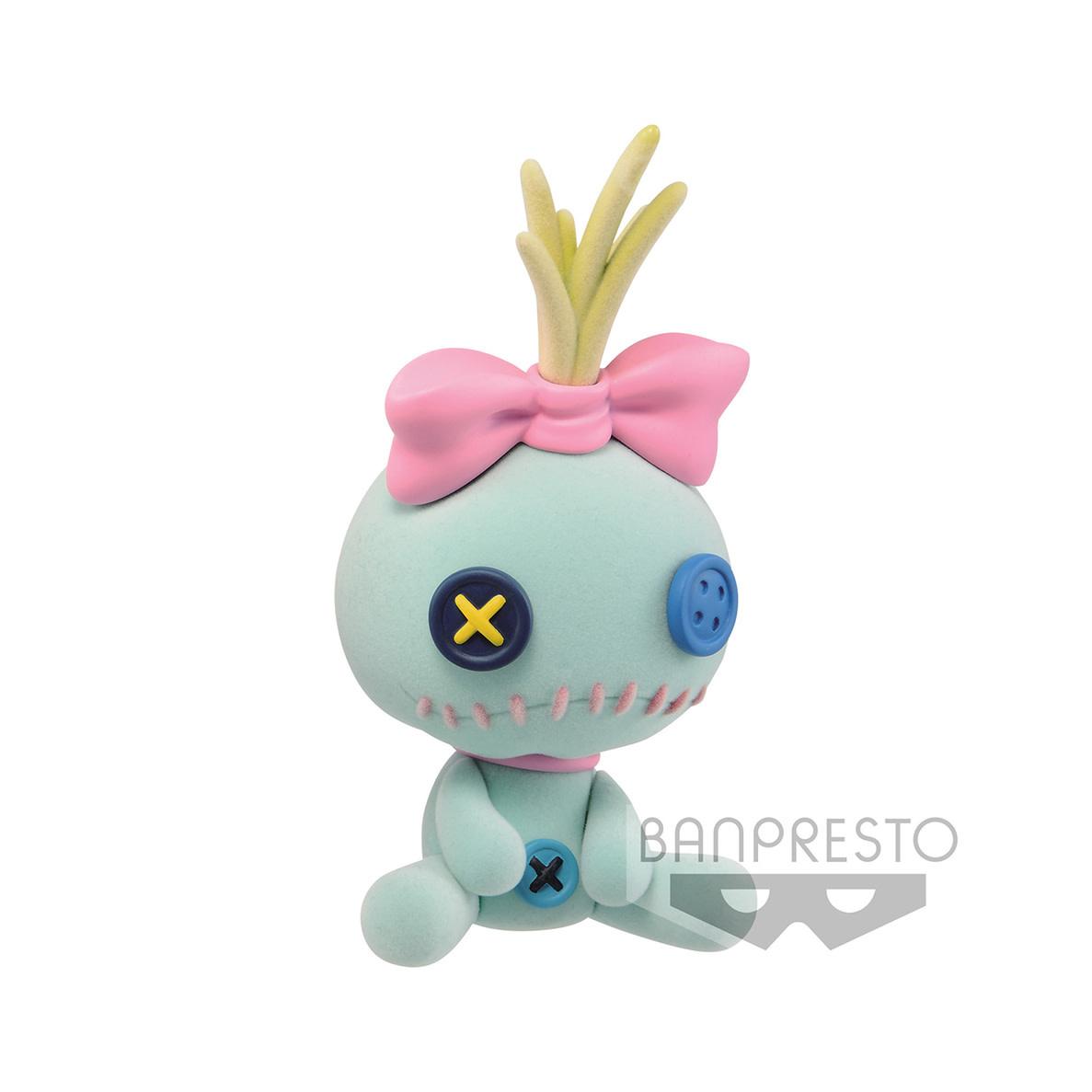 Banpresto Disney: Character Fluffy Puffy Stitch and Scrump - Scrump