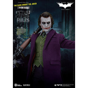 Beast Kingdom DC Comics: The Dark Knight - The Joker 1:9 Scale Action Figure