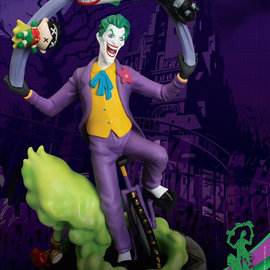 Beast Kingdom DC Comics: The Joker PVC Diorama
