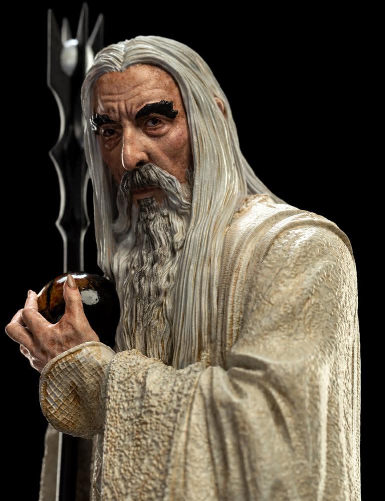 weta Saruman the white