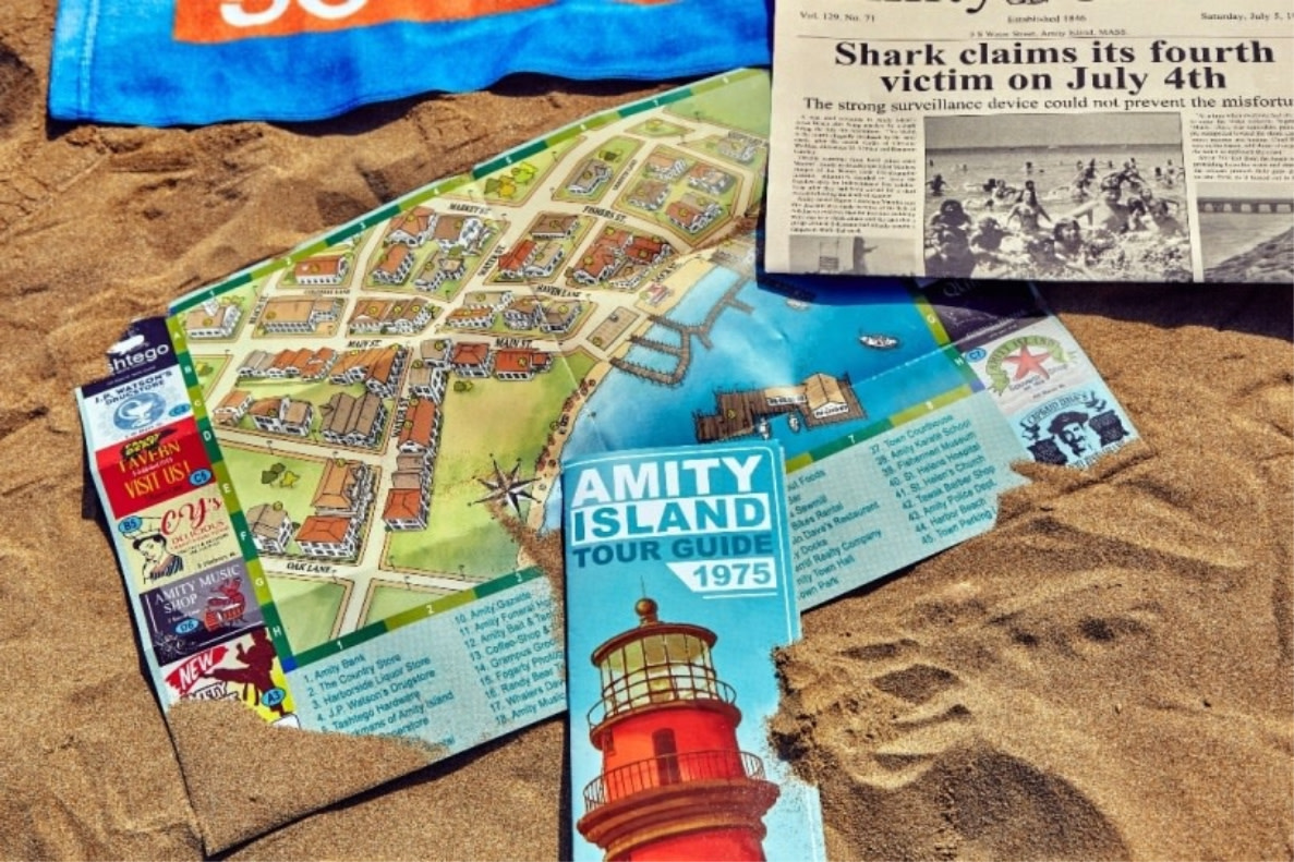 dr.collector Jaws: Amity Island Summer of 75 Kit