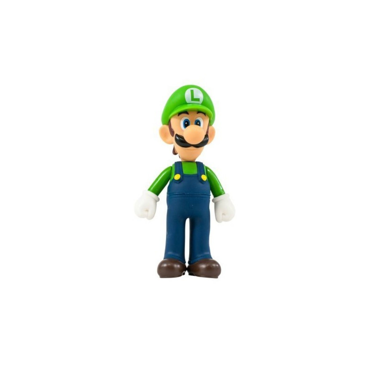 Goldie Marketing. Super Mario Large Figure 4-Pack Collection Mario, Luigi, Yoshi & Koopa. 12cm