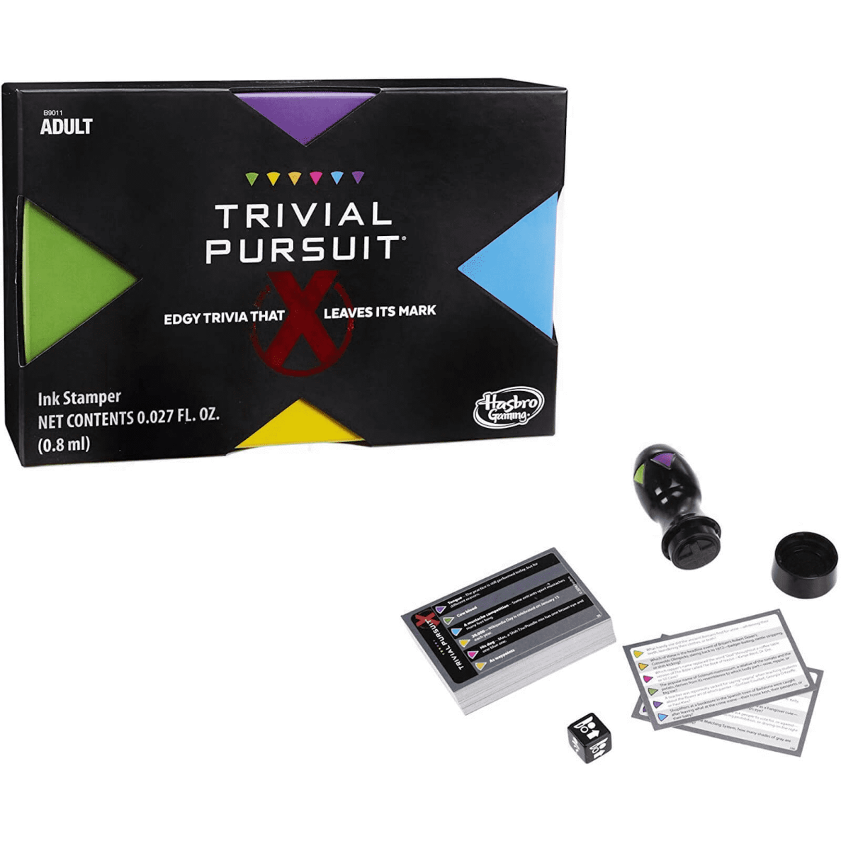 HASBRO Hasbro Trivial Pursuit X-spel  16 +