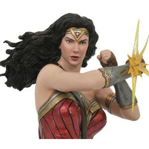 Diamond Select DC Gallery  JL Movie Wonder  Woman Bracelets