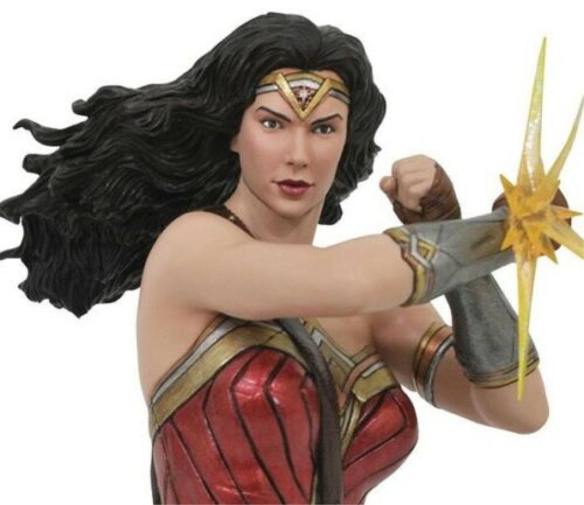 Diamond Select DC Gall  JL Movie Wonder  Woman Bracelets